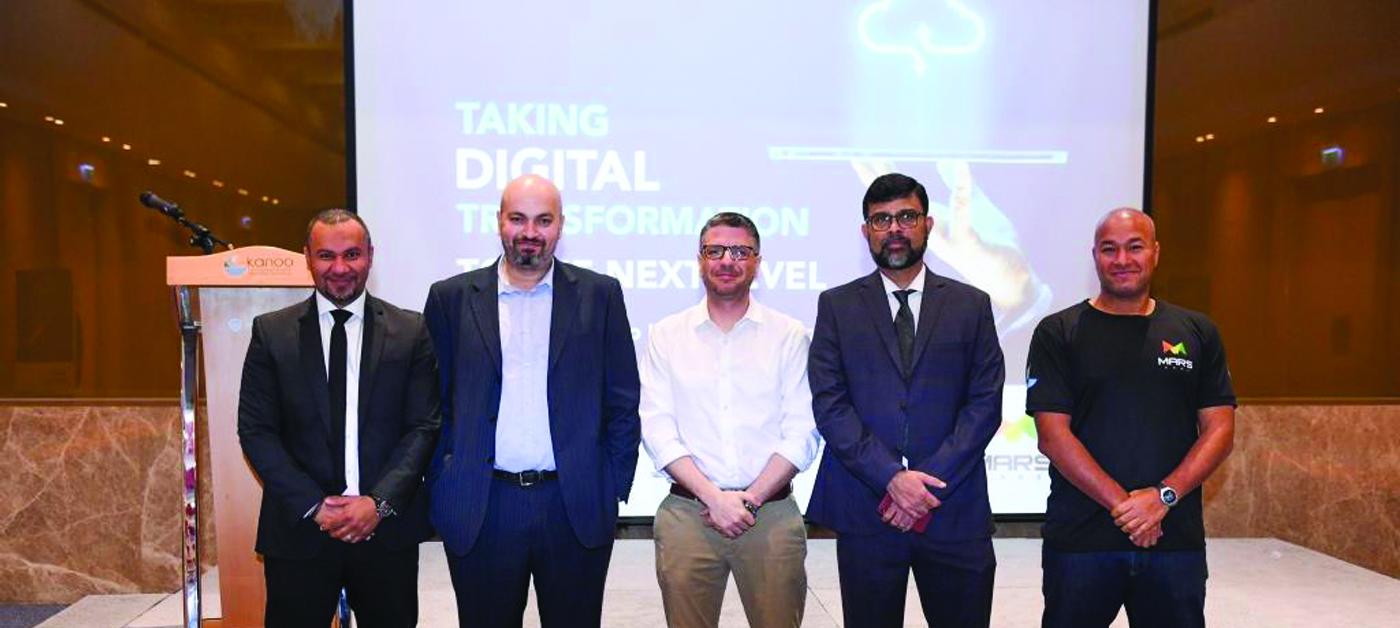 كانو لتقنية المعلومات ترحب بشركة فيرتشوال فيجن (V2) في البحرين
