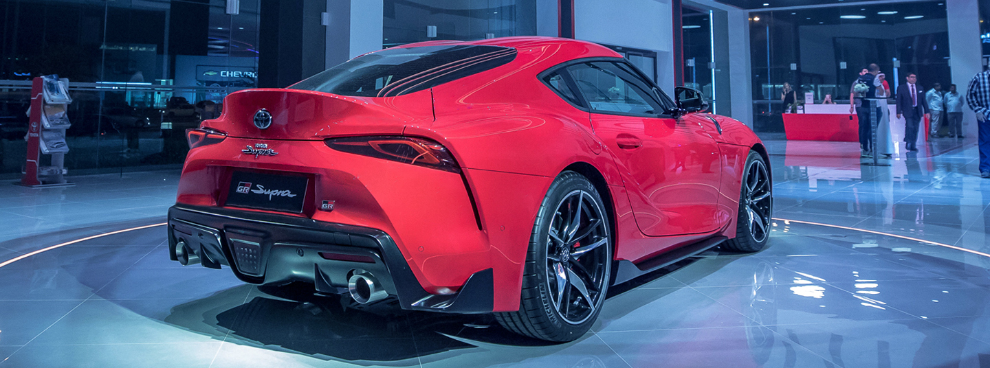 The Legend is Back: 2020 GR Supra Ready for the Road