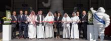 Ebrahim K. Kanoo Inaugurates Largest Dedicated Truck Service Centre
