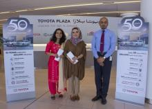 Toyota Ramadan Service Campaign's First and Second Draw Winners Announced